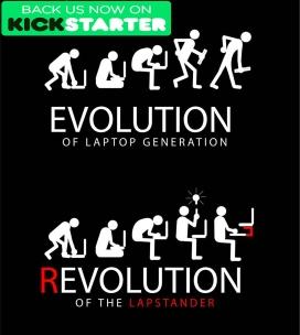 lapstander kickstarter 2